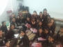 Menstruation & Hygiene Class at Digamber Jain School