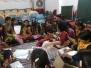 Menstruation & Hygiene Workshop at Apna Ghar