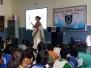 Workshop on sustainable Menstruation at Shri Sai public school,Daluda